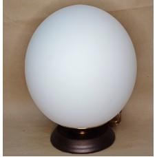 Настольный светильник Шар 250 Бронза