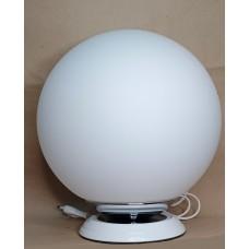Настольный светильник Шар 250 Белый